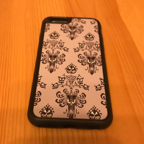 DISNEY HAUNTED MANSION GHOST iPhone 6